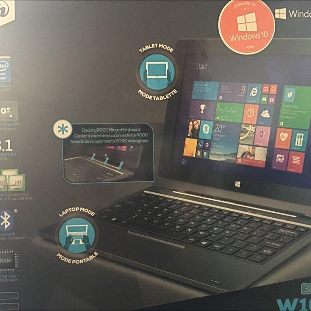 Hipstreet Windows 10 32g Tablet