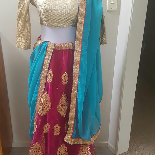 Indian Lehengha