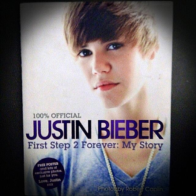 Justin Bieber First Step To Forever: My Story