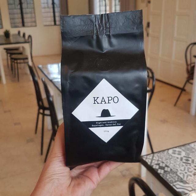 Kapo Coffee Beans