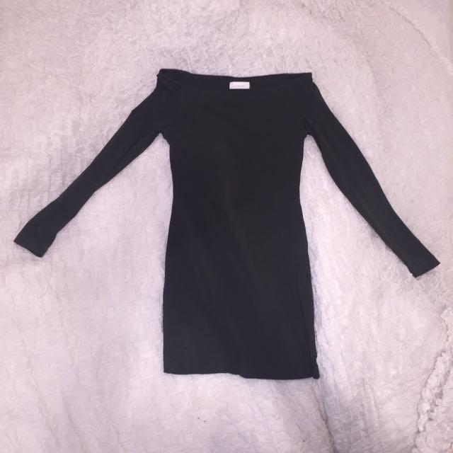 d8d13a4a5c Kookai Khaki Dress Size 1