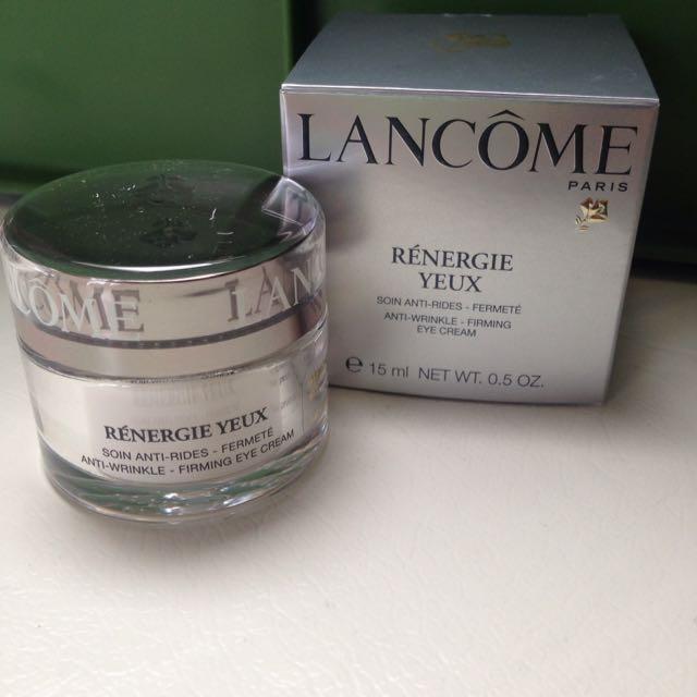 Lancome Renergie Yuex Eye Cream
