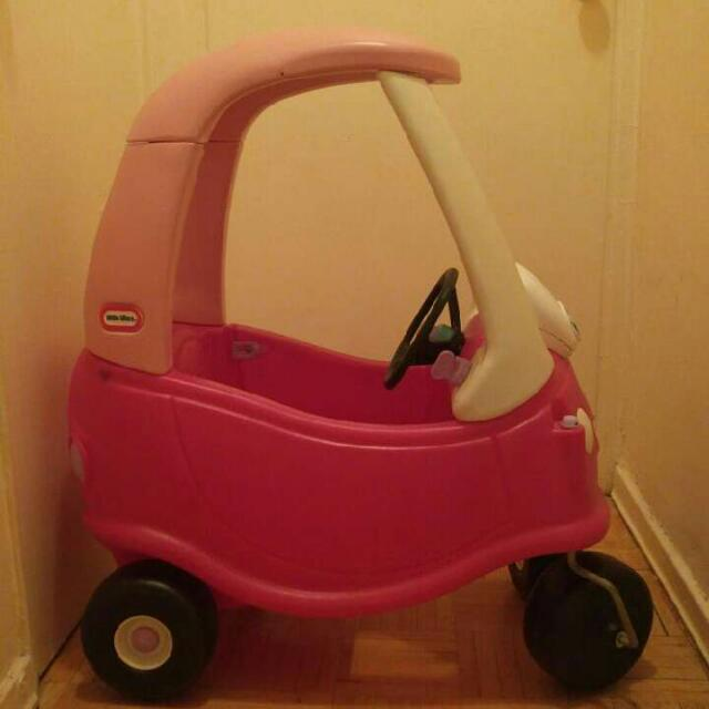 Little Tikes Puch Car