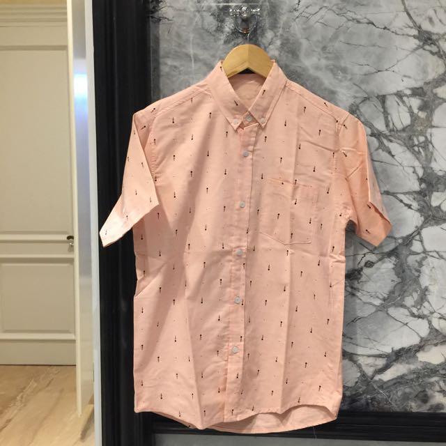 London Print Shirt