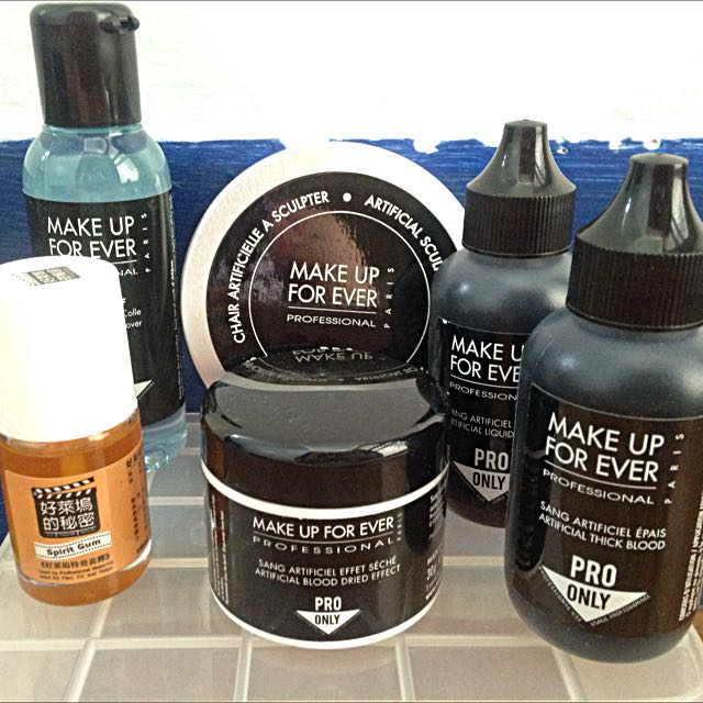 Make Up For Ever特效化妝品
