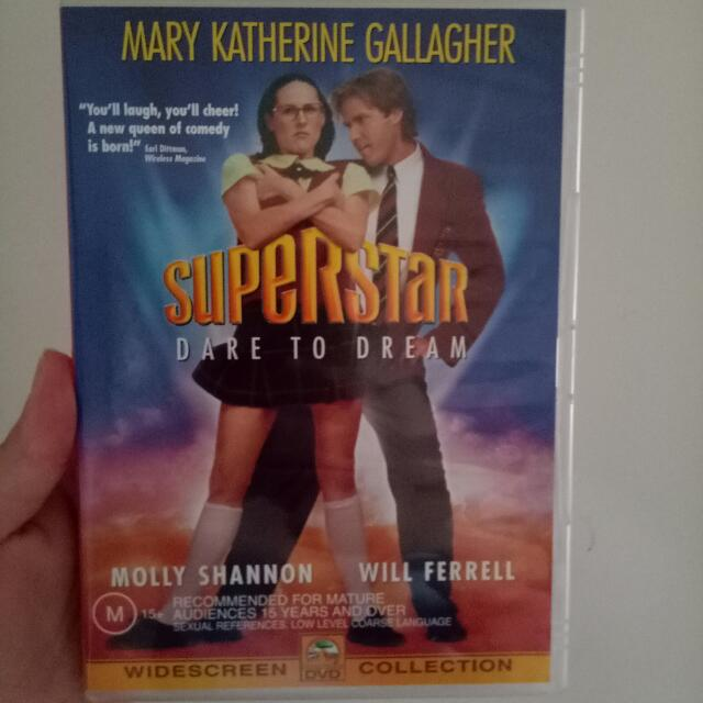 Mary Katherine Gallagher Superstar Dare To Dream