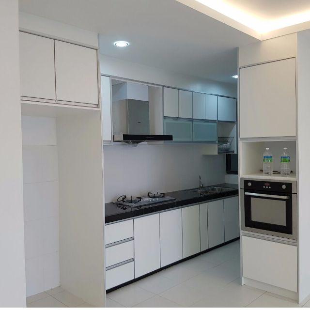 Apartment Kitchen Sink Clogged: Kitchen Cabinet Shah Alam