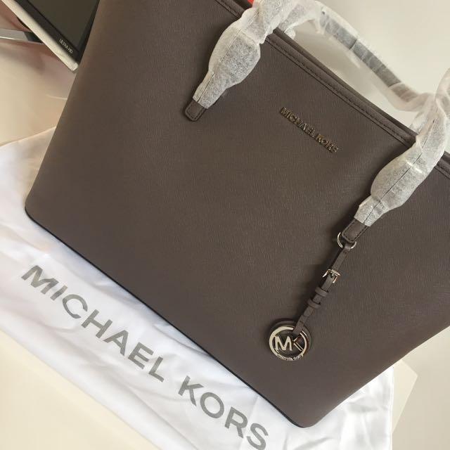 Michael Kors Large Luggage Tote Bag