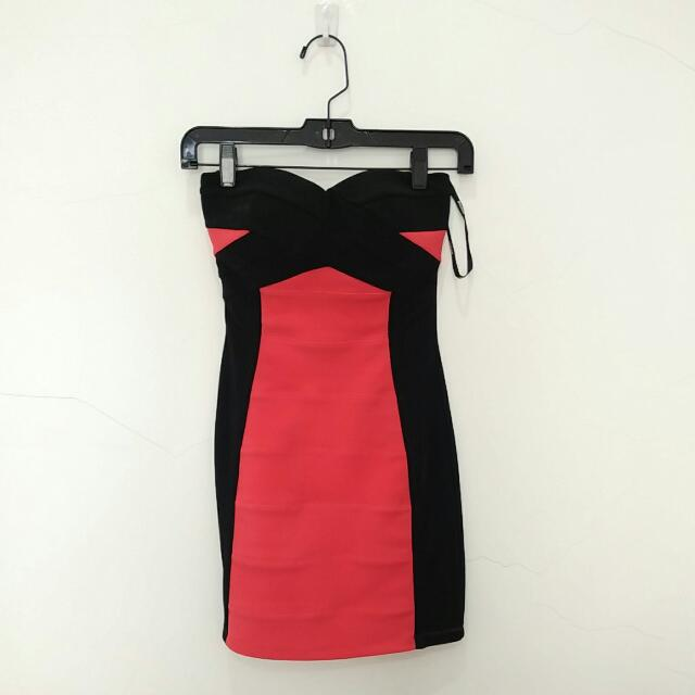 Mini Dress Blockout