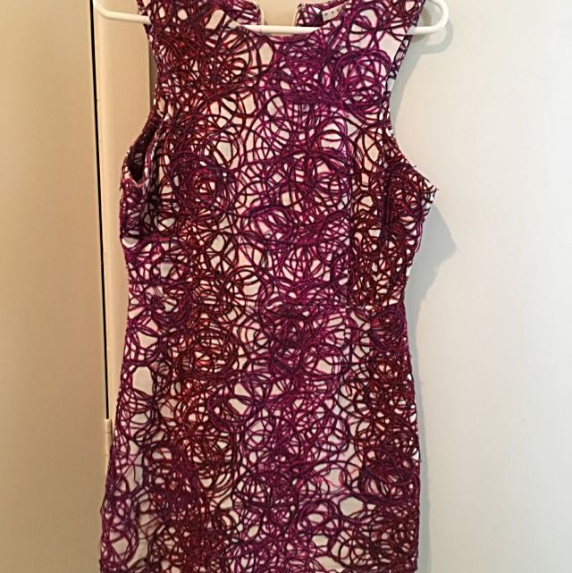 Mossman Dress: Size 10