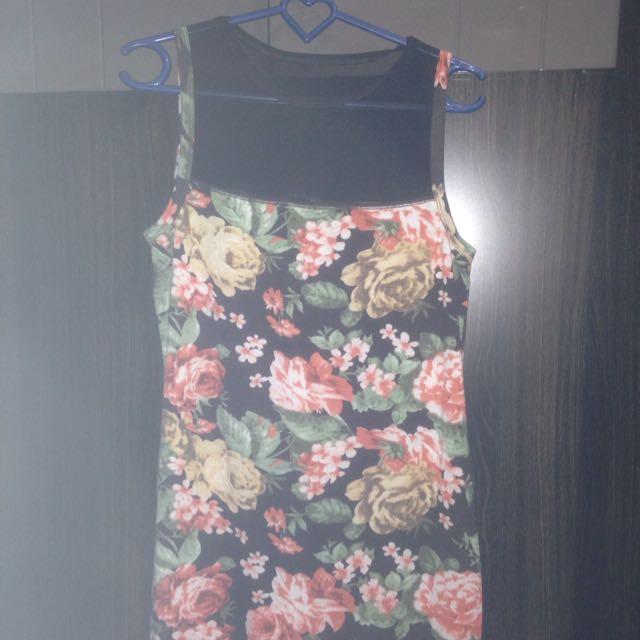 Mphosis Dress Flower