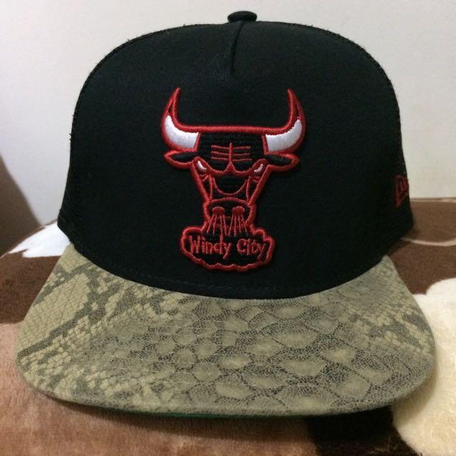 NBA公牛隊帽子