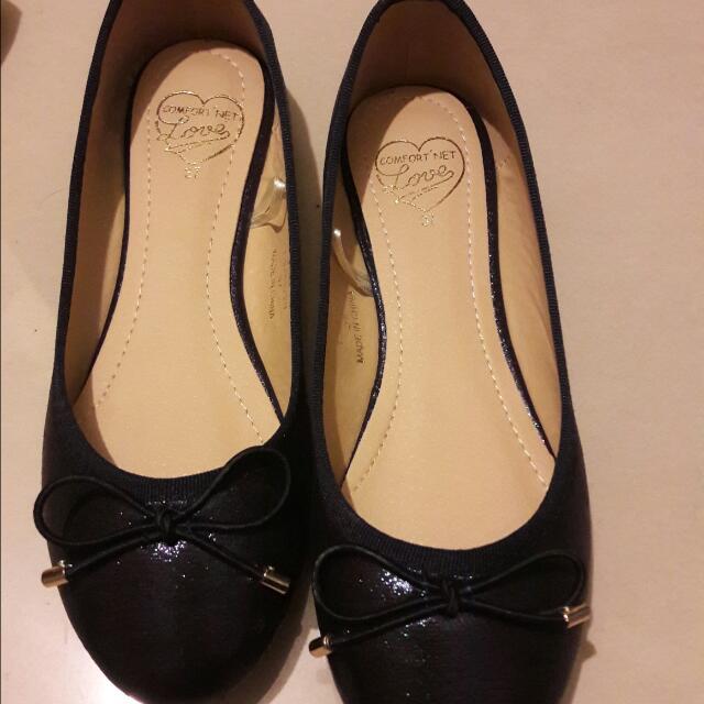 Net 娃娃鞋,平底鞋,芭蕾舞鞋