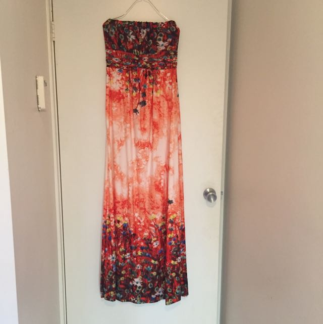 NEW Boohoo Maxi Dress