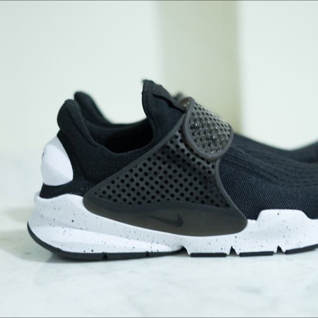 reputable site bb89f b3d9a Nike Sock Dart SE (Black/ Oreo)