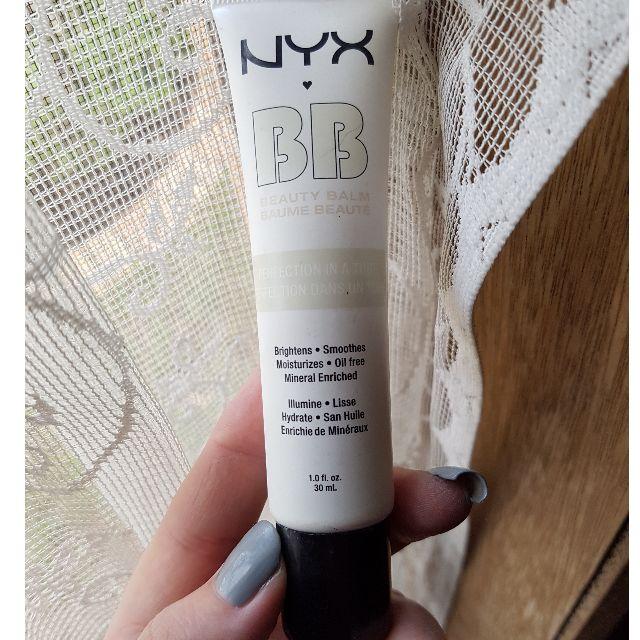 NYX cosmetics BB Cream Nude 01