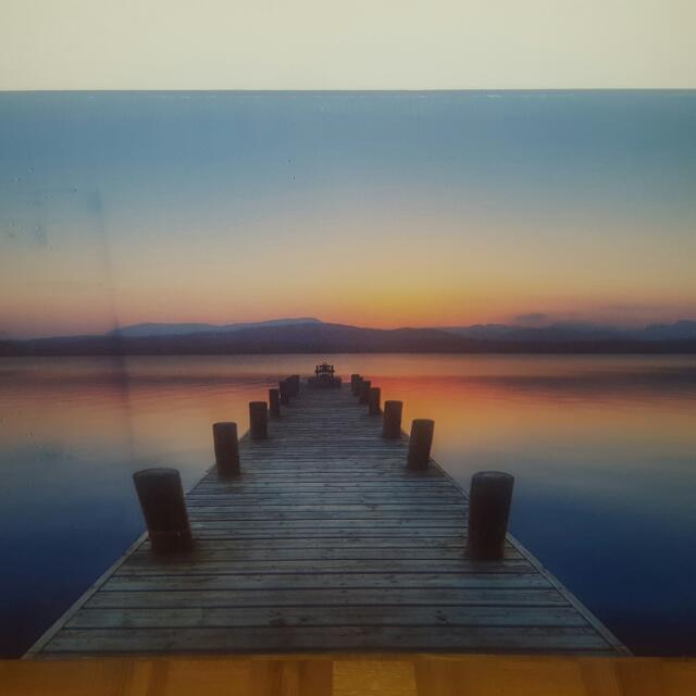 Ocean Deck Wall Art