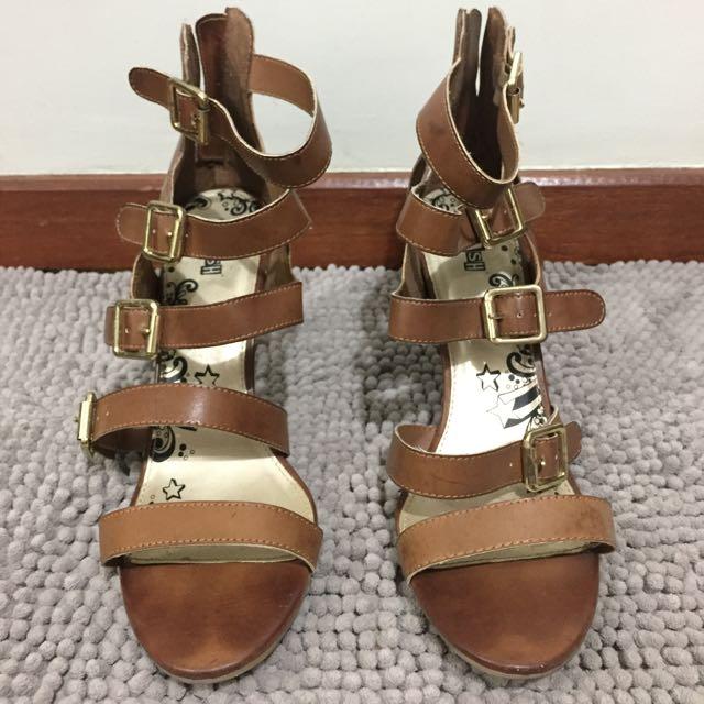 Payless Brash Sandals