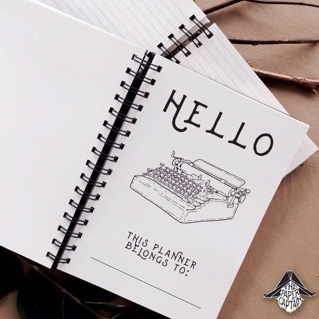 Personalized Planners (Cover)