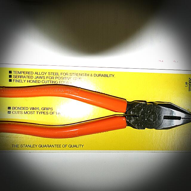 Pliers Stanley