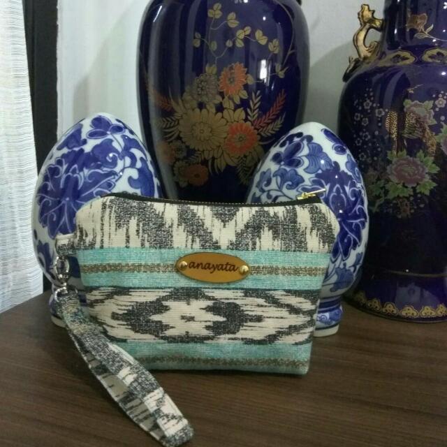 Pouch Blue Bag