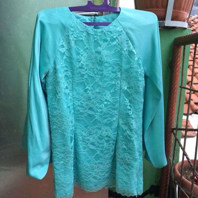 Preloved Blouse Brokat Tosca