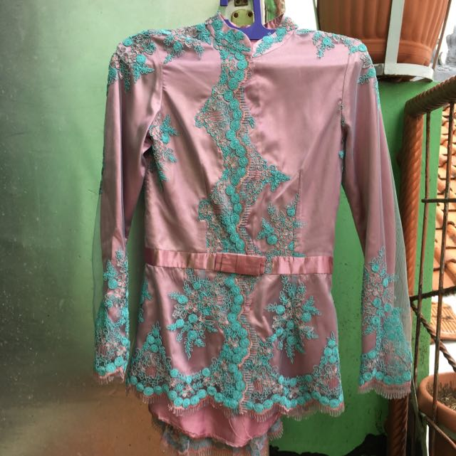 Preloved Kebaya Pink Tosca