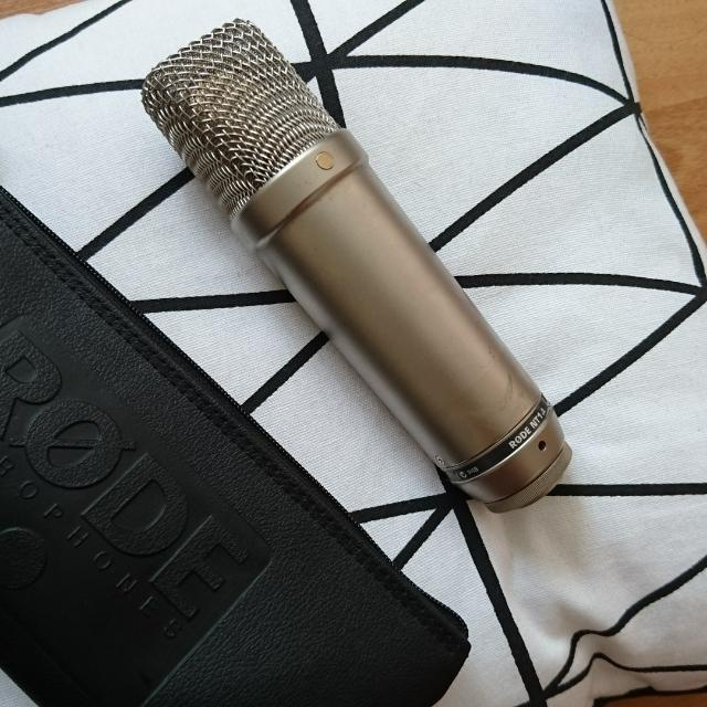 Rode Nt-1a Condenser Microphone