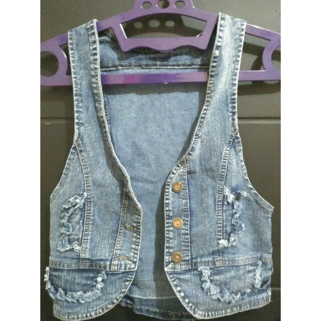 Rompi Jeans (no Brand)