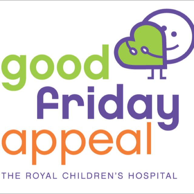 Royal Children Hospital Good Friday Appeal