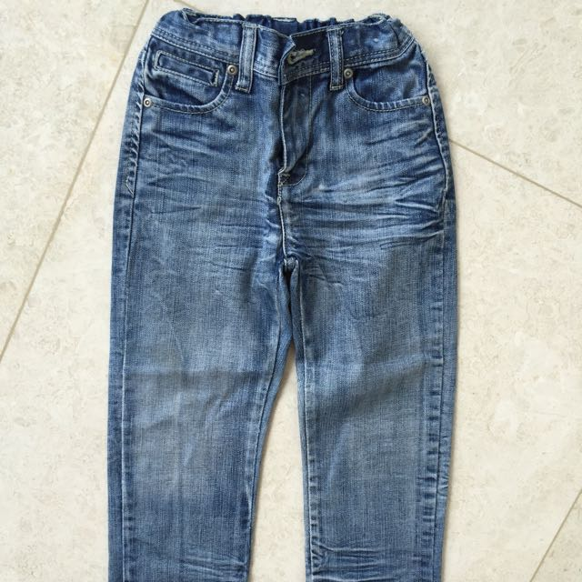 SEED BOYS DENIM JEANS SIZE 4-5
