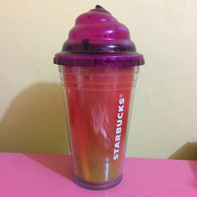 Starbucks Ice Cream Cold Cup