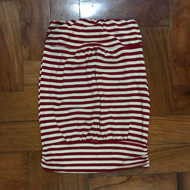 Stripes Tube Top