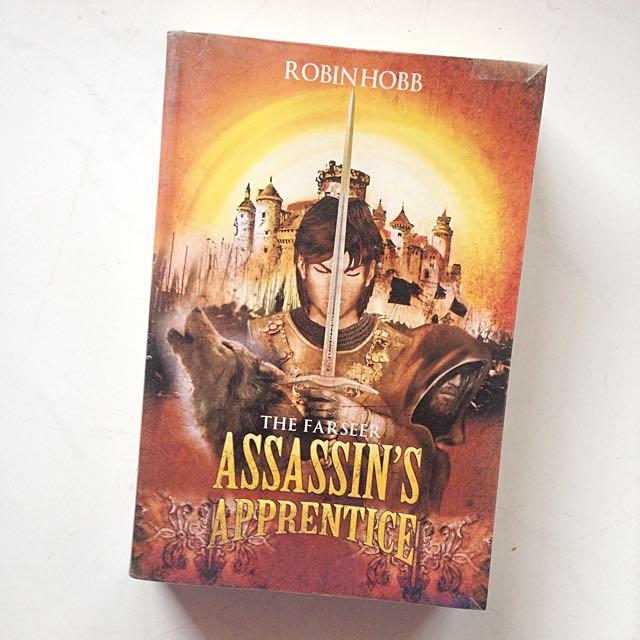 The Assassin's Apprentice by Robin Hobb