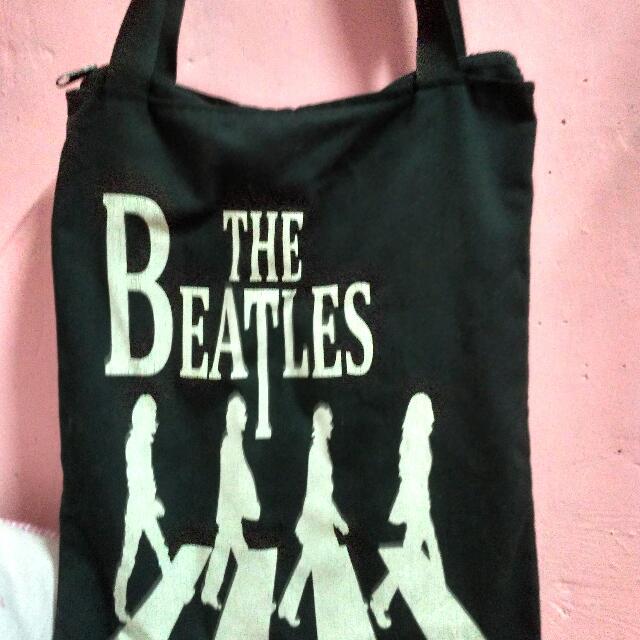 Totebag The Beatles