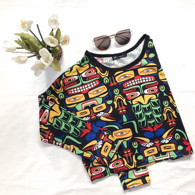trippy pullover ♡