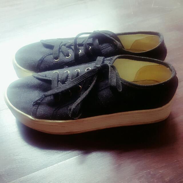 Uniqlo Platform Sneaker