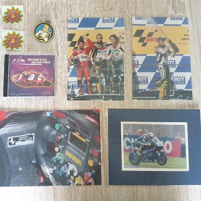 Valentino Rossi Fan Pack