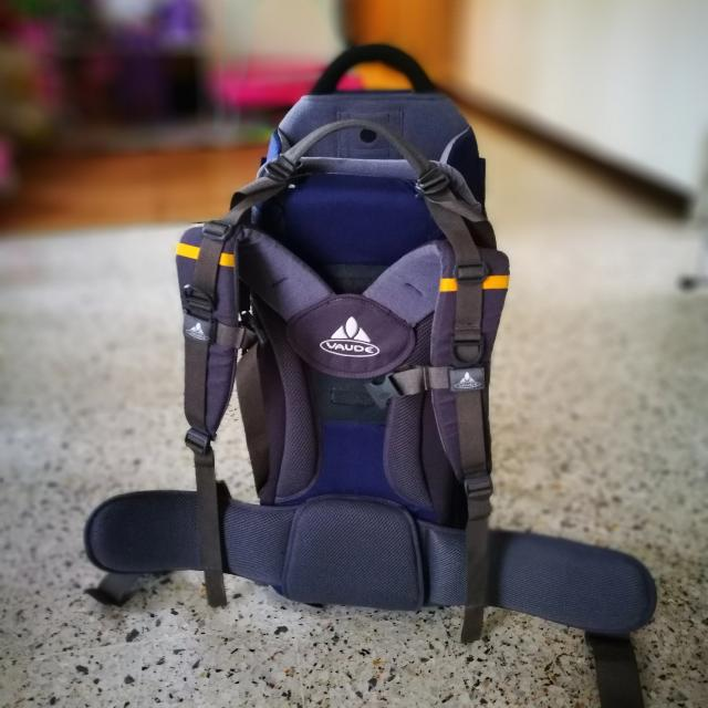 f0035ae064 Vaude Jolly Comfort Baby / Child Carrier, Babies & Kids, Others on ...