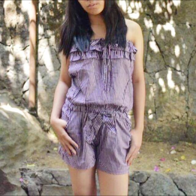Violet Jumper