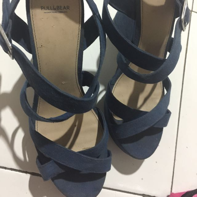 Wedges Pull And Bear
