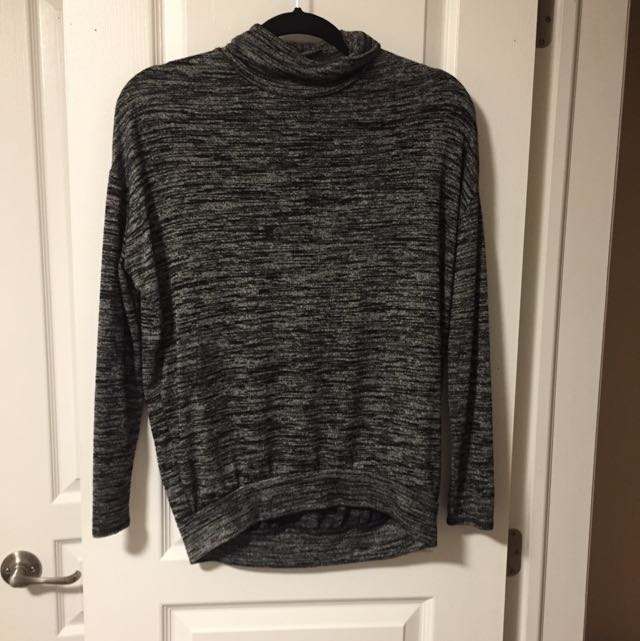 Wilfred Free Mock Neck Top