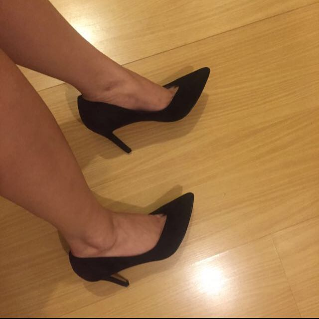 Zalora Black Pumps