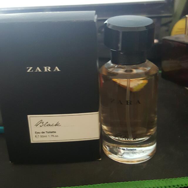ZARA BLACK EDT PARFUM