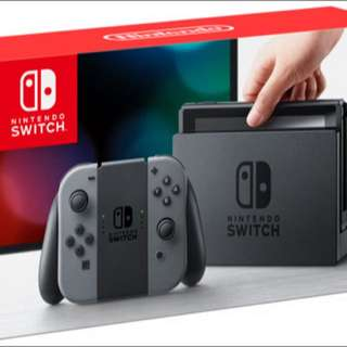 Preowned Nintendo Switch