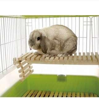 Marukan兔子調節式閣樓層板 跳板 二樓