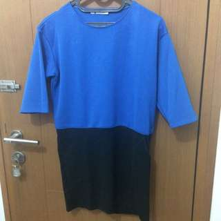 Korz Blue Dress 30K