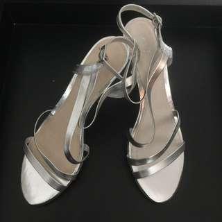 Aldo Strappy Sandal Heels