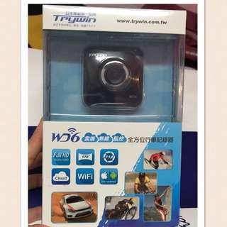 全新/日本Trywin 全方位行車記錄器 WD6 賠錢出清!