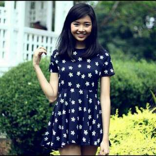 MIYOC Daisy Babydoll Dress